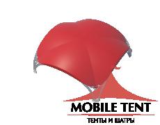 Арочный шатёр 10х10 — 100 м²(V) Схема 4