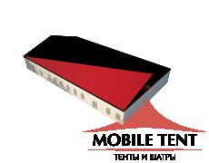 Классический шатёр 20х35 Схема