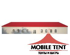 Классический шатёр — 25х35 Схема 3