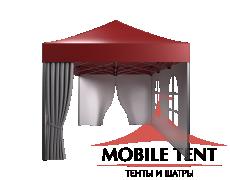 Мобильный шатёр Hard Prof 3х4.5 Схема 3
