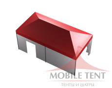 Мобильный шатёр Hard Prof 3х6 Схема 4