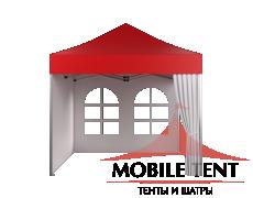 Мобильный шатёр Prof 3х3 Схема 2
