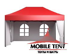 Мобильный шатёр Prof 3х4.5 Схема 3