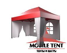 Мобильный шатёр Prof 3х4.5 Схема 4