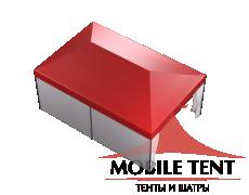 Мобильный шатёр Prof 4х6 Схема 2