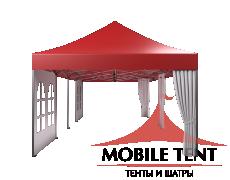 Мобильный шатёр Prof 4х8 Схема 3