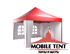 Мобильный шатёр Slim Prof 4х4 Схема 2