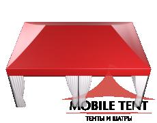 Мобильный шатёр Slim Prof 4х6 Схема