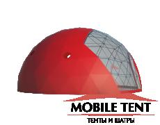 Сферический шатер диаметр 8 м Схема 2