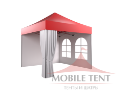 Мобильный шатёр Slim Prof 3х3 Схема 2