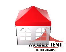 Мобильный шатёр Slim Prof 3х3 Схема 3