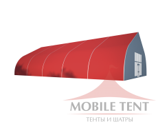 Тентовый ангар 15х25 Схема 1