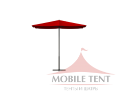 Зонт Desert 4х4 Схема 4