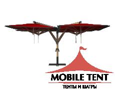 Зонт Quatro 10x10 Схема 4