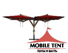 Зонт Quatro 4х4 Схема 3