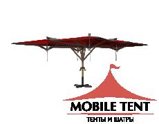 Зонт Quatro 6х6 Схема 2