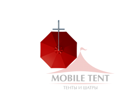 Зонт Side диаметр 5 Схема 5