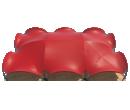 Арочный шатёр 30х20 — 600 м² Схема