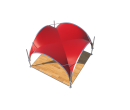 Арочный шатёр 5х5 — 25 м²(V) Схема 4