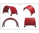 Арочный шатёр 6х3 — 18 м² Схема 5