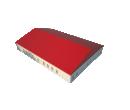 Классический шатёр — 25х35 Схема