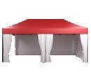 Мобильный шатёр Slim Prof 4х6 Схема 1
