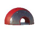 Сферический шатер диаметр 14 м Схема 1