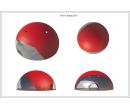 Сферический шатер диаметр 25 м Схема 5