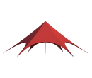 Шатёр Звезда (Диаметр 16 м) Схема 2