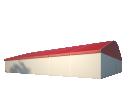 Шатёр для мероприятий 25х30 Схема 1