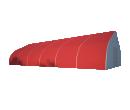 Тентовый ангар 15х30 Схема 1