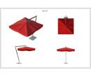 Зонт Premium Side 5x5 Схема 1