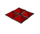 Зонт Quatro 8х8 Схема
